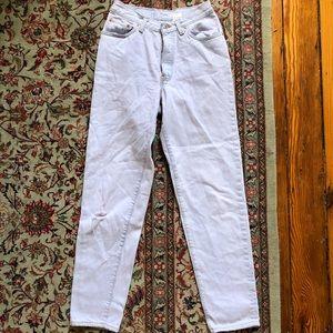 Vintage Levi's Mom Jeans 25